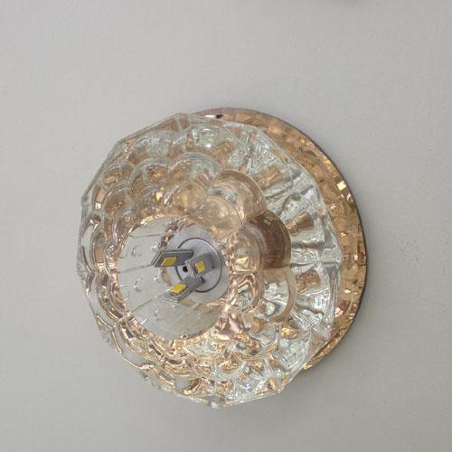 供应水晶吸顶灯过道灯玄关灯1件起批