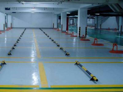 供应无锡停车场地坪 常州停车场地板漆