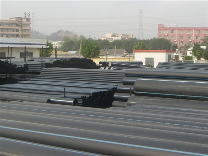 供应陕西金台PE打孔渗透管生产厂家