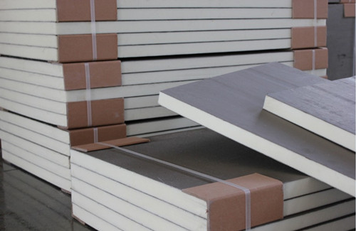 供应聚氨酯泡沫保温板