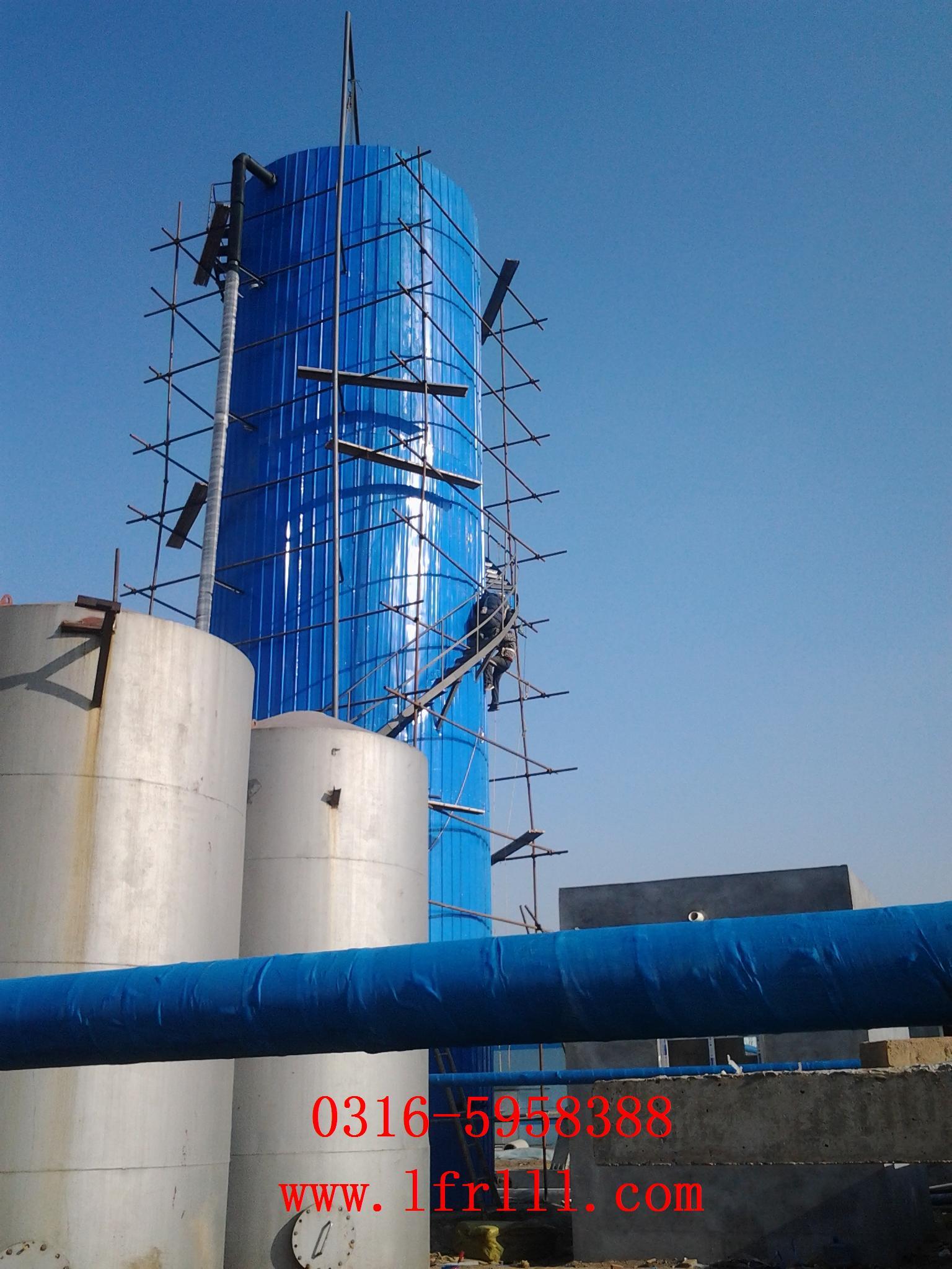 供应罐体保温工程施工队  铁皮保温