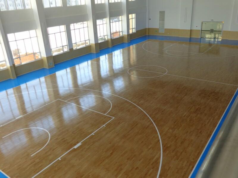 篮球场专用地板 篮球场地板价格详细描述 -报价 图片 品牌 北京达森运