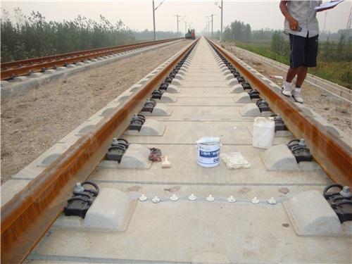 高铁轨道板裂缝灌浆修复详细描述