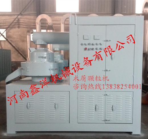 供应电厂燃料加工设备优选秸秆颗粒机