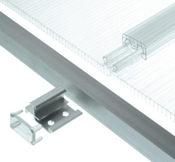 u型锁扣pc阳光板用途 安装