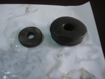 供应山东临沂遇水膨胀橡胶对拉螺栓止水环