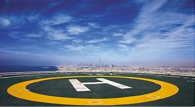 直升机停机坪-【效果图