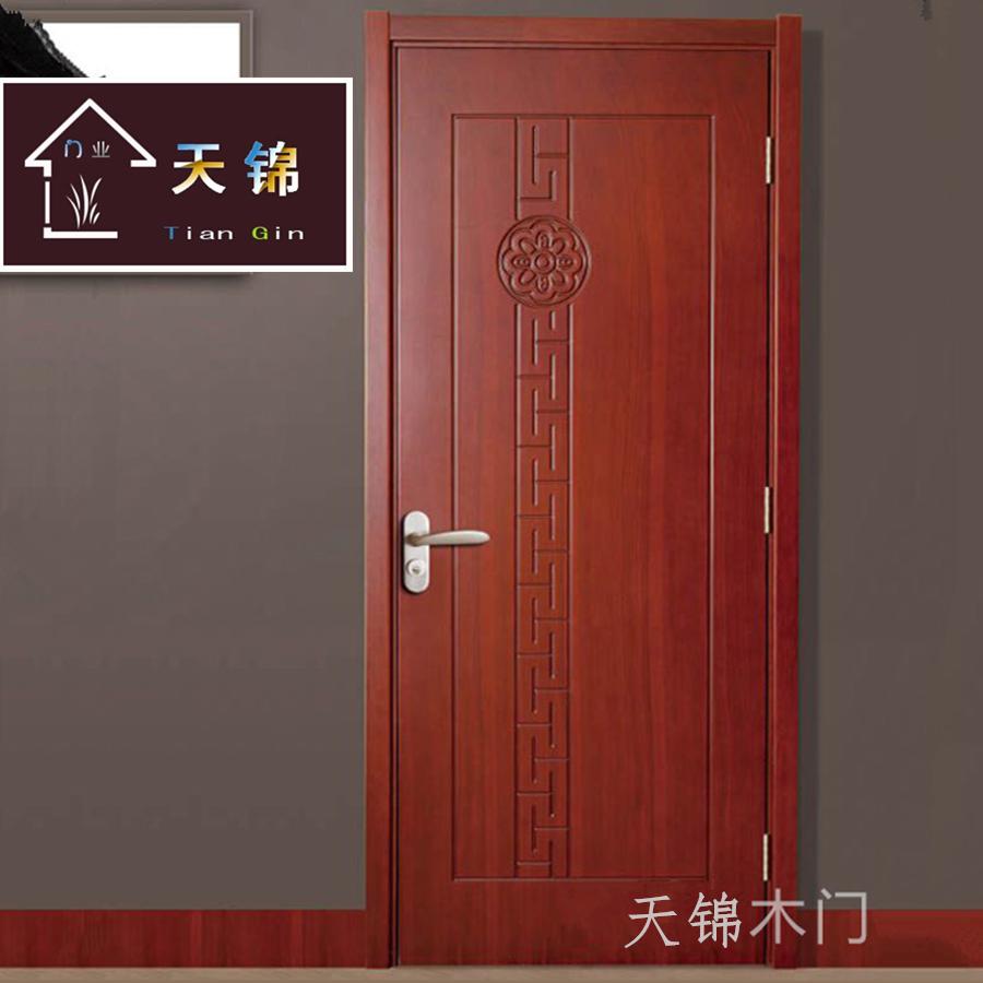 时尚 复合实木门烤漆门室内门 卧室门 房门图片