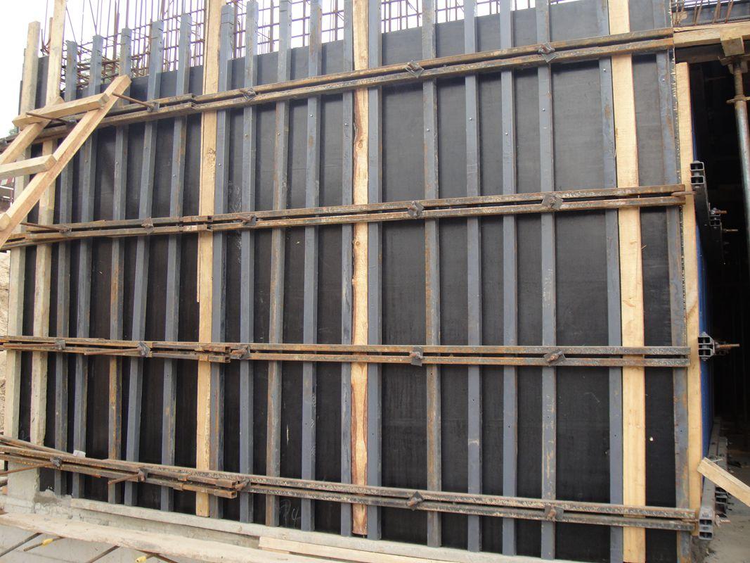 【昌黎县天建钢结构剪力墙模板体系】图片