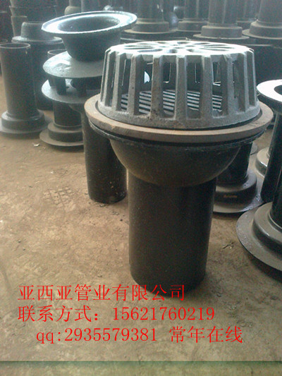 上海【雨水斗】|铸铁管件|铸铁排水管件