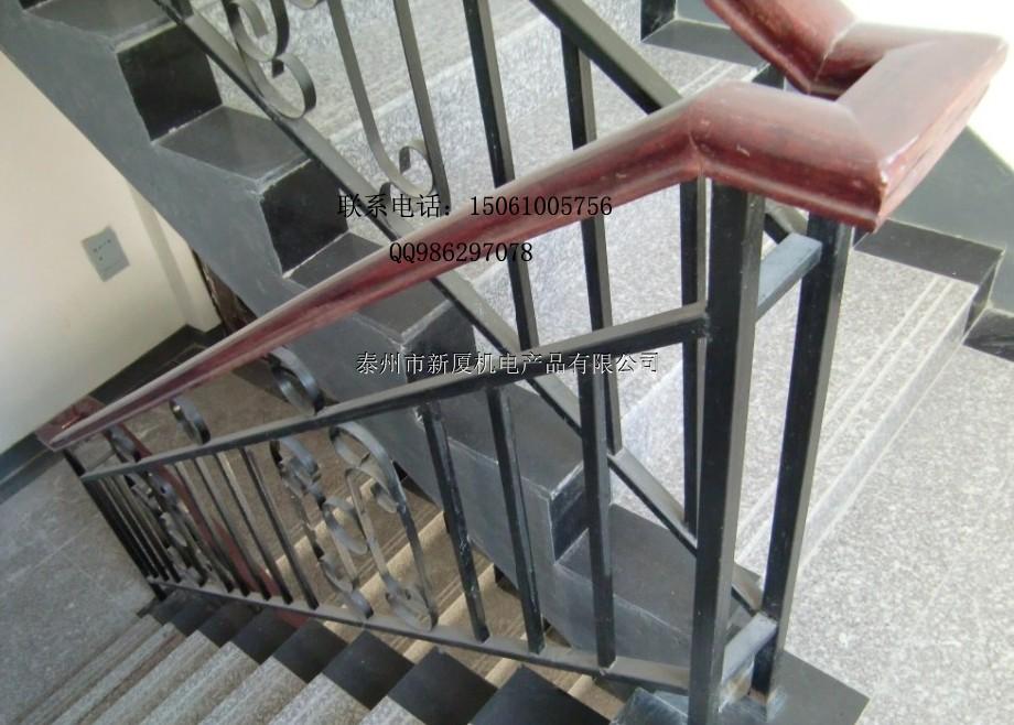 江宁楼梯扶手 消防通道安全楼梯栏杆 厂家价