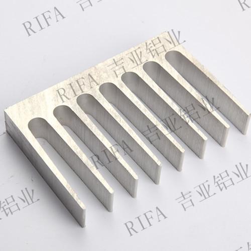 工业型材工业铝型材散热器按图生产