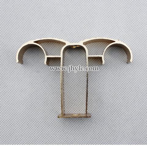 铝合金窗帘罗马杆支架4图片