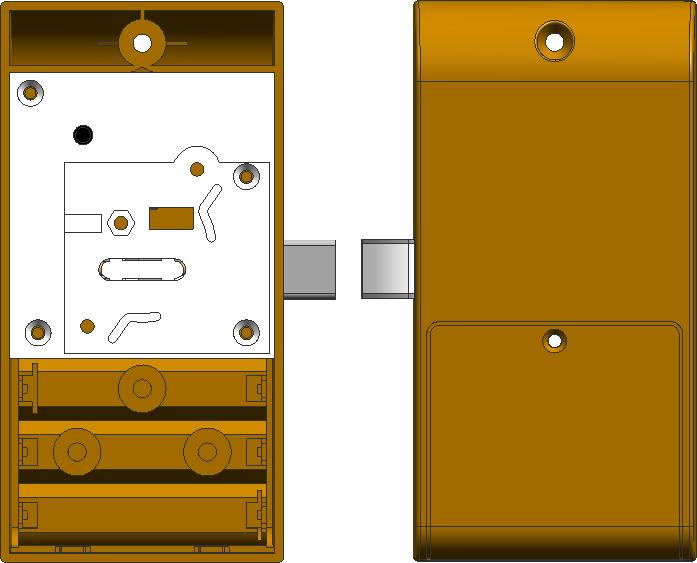 游泳池更衣柜电子锁,感应刷卡锁,发卡锁