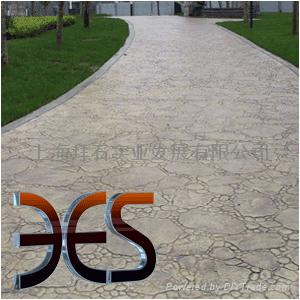 供应合肥压印地坪/水泥压印混凝土/压印路面