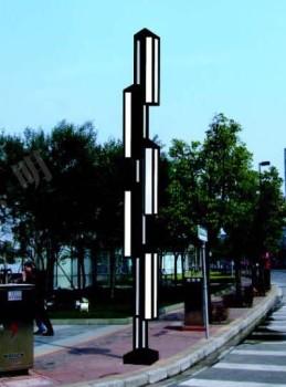 银川路灯厂家精美景观灯图片
