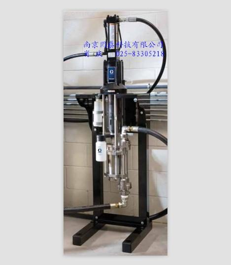 机械设备 装修机械 涂料喷涂机 > 供应固瑞克气动四球泵,graco高压量