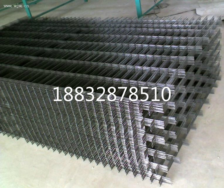 供应安徽淮南黑铁丝网片-矿用铁丝网片