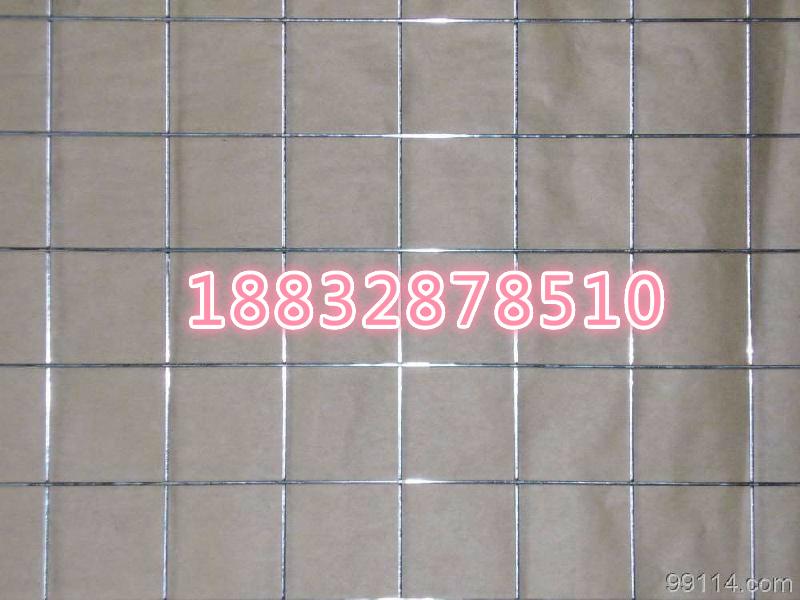 供应北京钢结构电焊网--镀锌钢丝网1.2*30m#