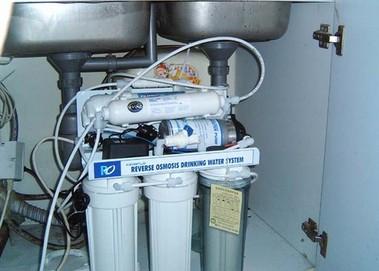 拉萨ro纯水机厂家报价图片