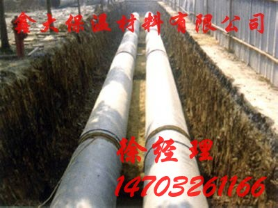 运城预制直埋保温管厂家