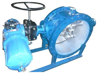 及保温蝶阀组合而成.气动装  置由气缸 . 活塞 . 连杆 .图片