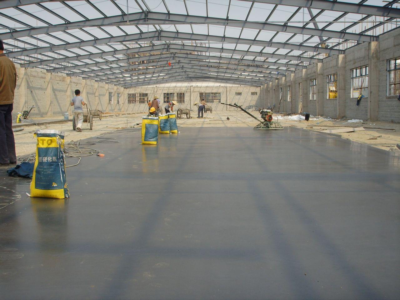 供应无锡锡山混凝土固化地坪,水性固化地坪
