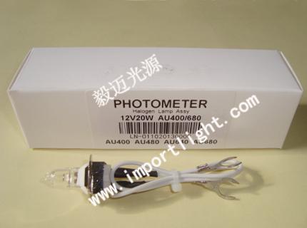 供应奥林巴斯Au400 Au640生化仪灯泡12V20W