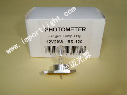 供应迈瑞BS120生化仪灯泡12v20w