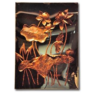 浮雕版画13717608469图片