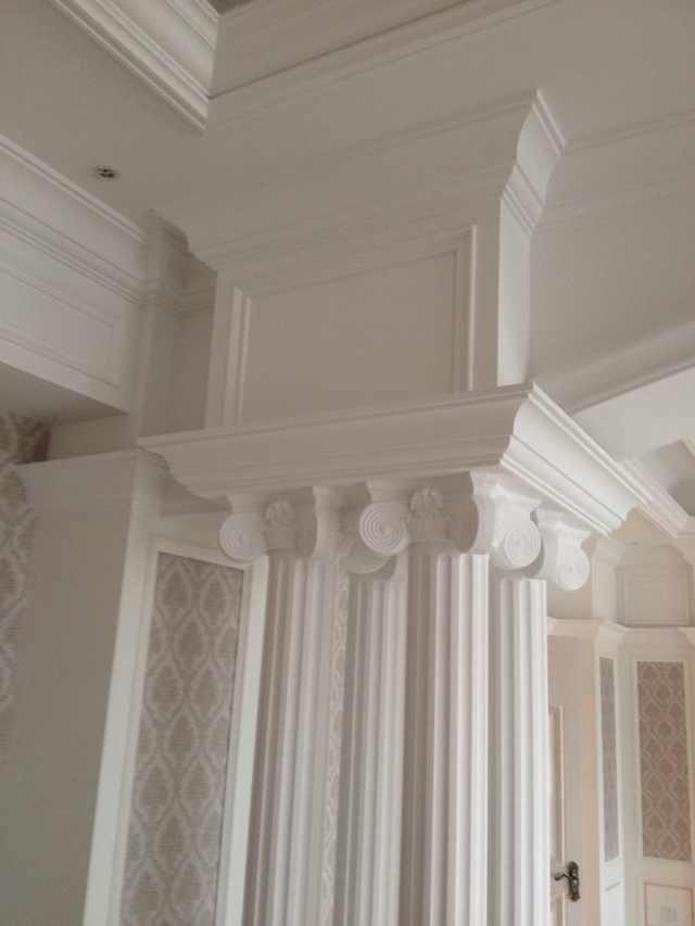 欧式石膏线,异型吊顶,grg