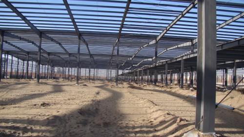 首页 产品供应 专用建材 新型建材 其他新型建材 > 供应钢结构信息