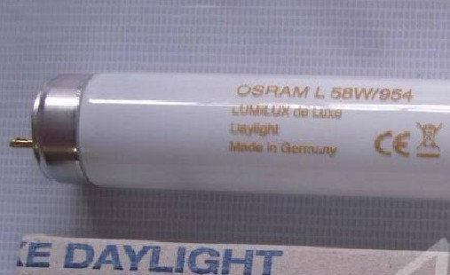 供应OSRAM L 58W/954 LUMILUX de Luxe