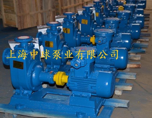 CYZ-A防爆自吸油泵