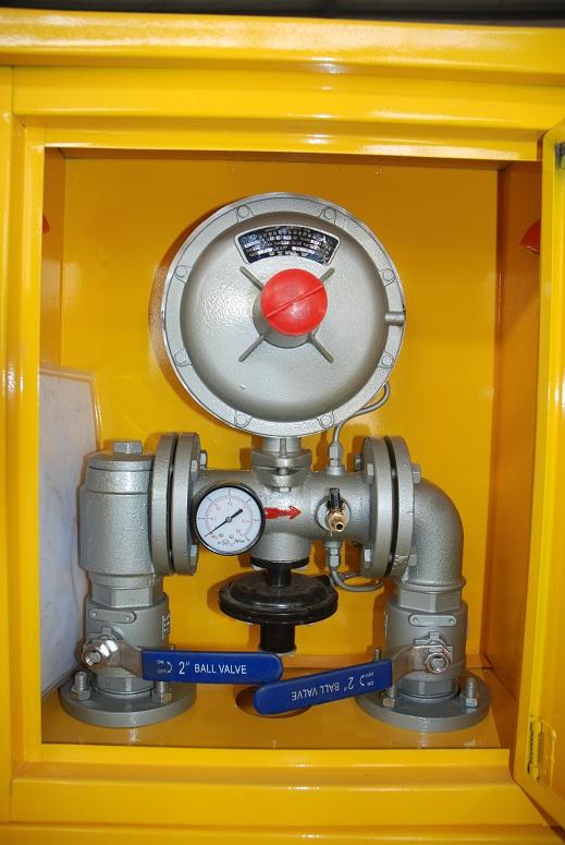 公司简介:河北永洁燃气设备有限公司是始终致力于城市燃气调压器设计图片