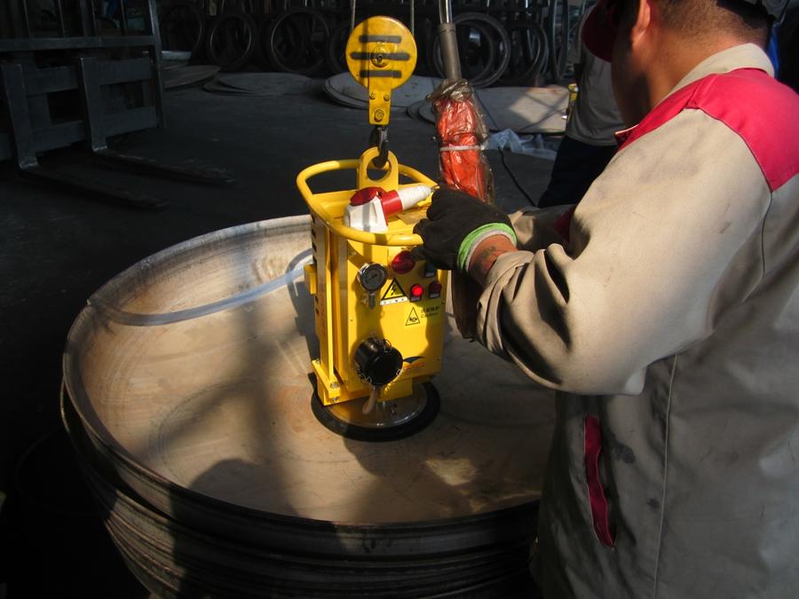供应团结激光切割机板材上料真空吸盘吊具