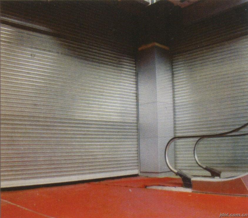 萨都奇供应上海钢质防火卷帘,通过消防验收