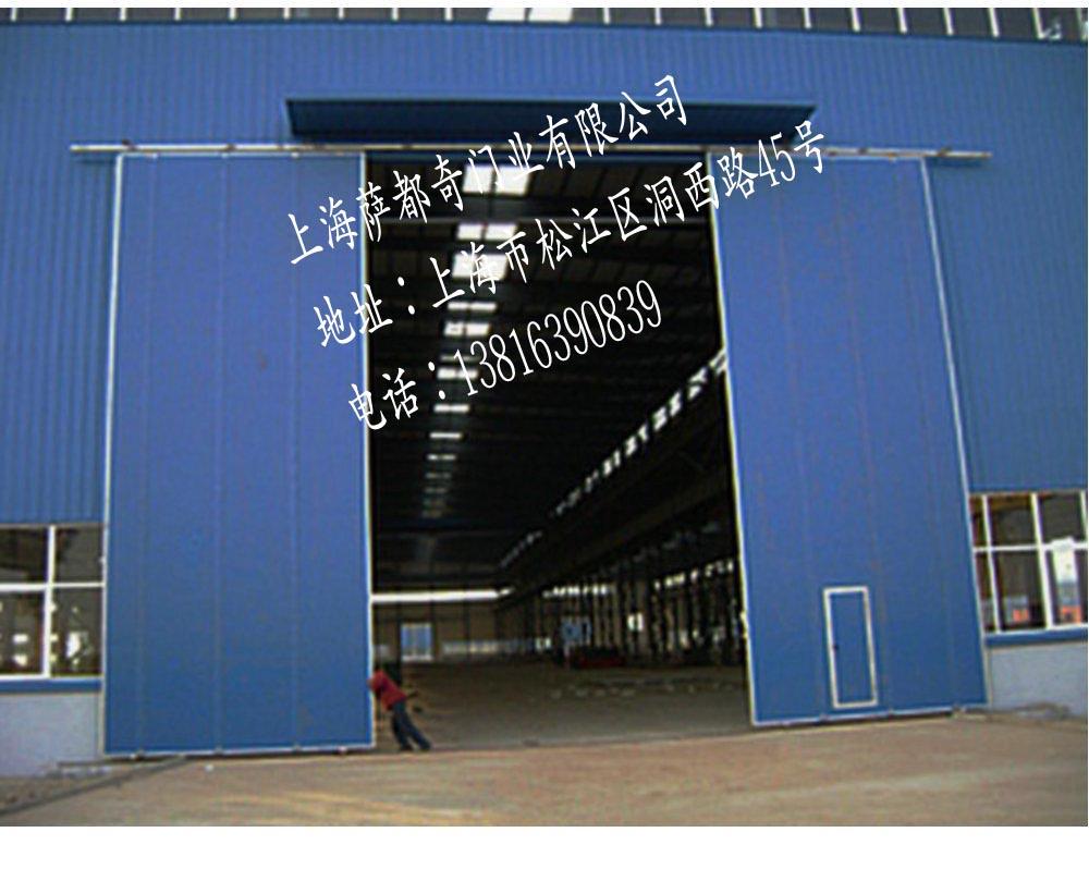 供应电动平移门,专业生产工业推拉门厂家