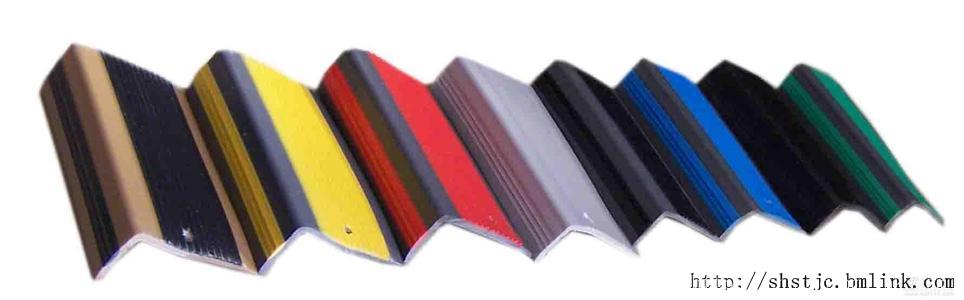 供应遂宁楼梯防滑条|铝合金塑胶止滑条收边