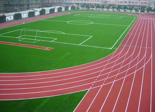 南通运动地板 塑胶弹性跑道 聚氨酯塑胶跑道