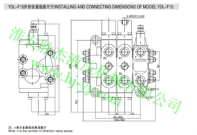 sj ydl-l15分片式多路阀,zdf膜片式电磁阀,一片式丝扣图片