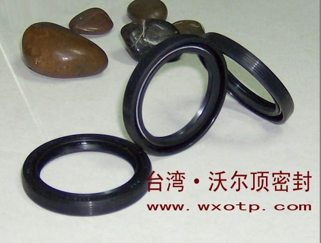 骨架油封丁腈 氟素橡胶材质