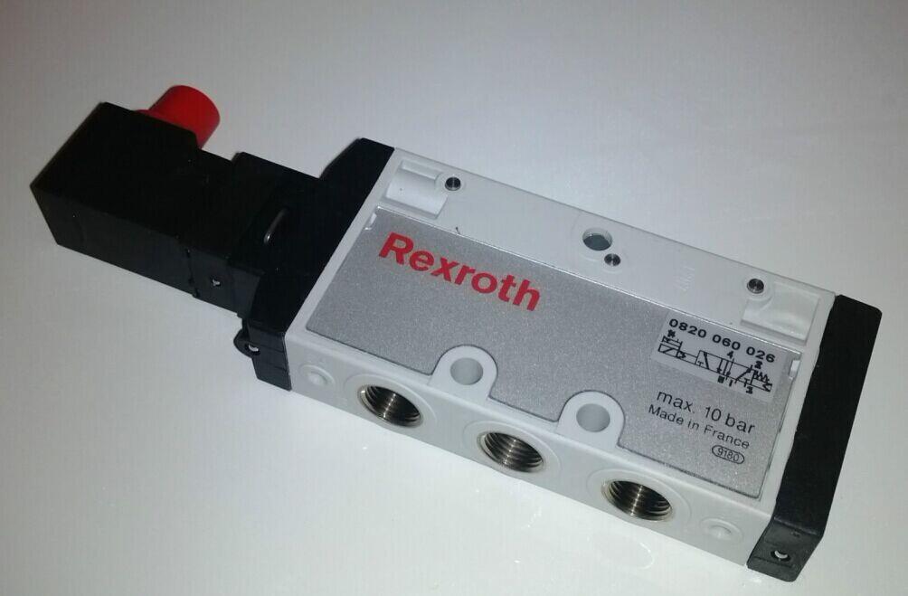 电磁阀 0821302050 力士乐rexroth气动