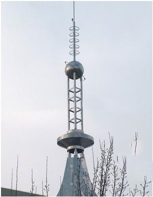 楼房铁塔矢量图