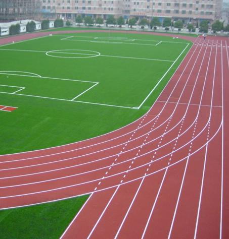 成都高新区新城学校硅篮球运动场-Explain找成都强健体育工程