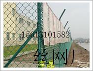 十堰校园绿色铁丝围网-襄樊编织勾花网