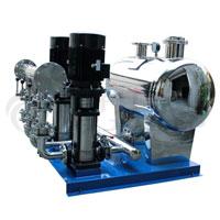 给排水设备型号:生活变频气压供水成套设备