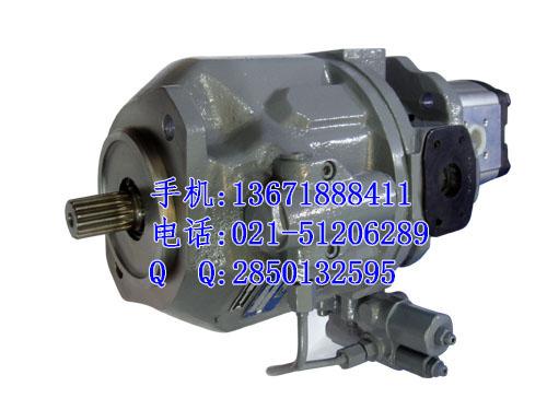 挖掘机液压泵配件-【效果图图片