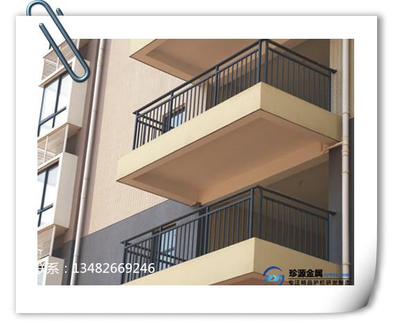 不锈钢阳台栏杆 不锈钢楼梯扶手价格