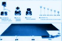 上海厂家批发OA智能网络地板美观整洁